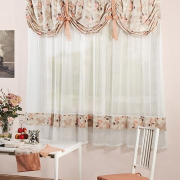 Комплект штор для кухни «NICOLE»